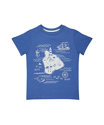 Mothercare Treasure Island T-Shirt