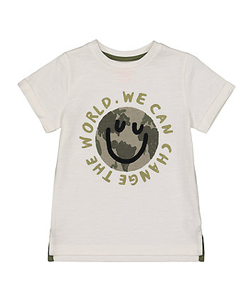 Mothercare We Can Change The World T-Shirt