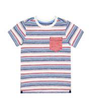 Multicoloured Stripe T-Shirt