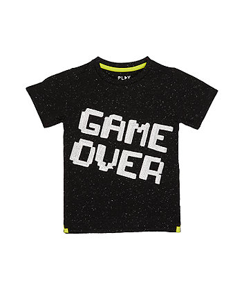 Mothercare Game Over T-Shirt