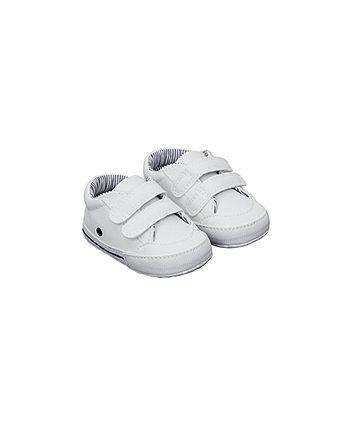 White Pram Shoes
