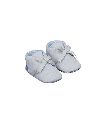 Mothercare Blue Moccasin Baggies