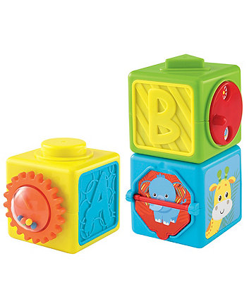 Mothercare Baby Safari Stacking Activity Blocks