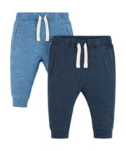 Blue Joggers - 2 Pack