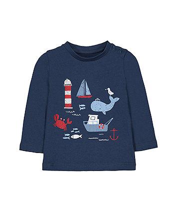 Sea Scene T-Shirt