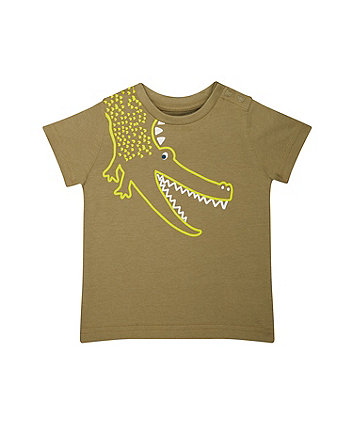 Crocodile Green T-Shirt