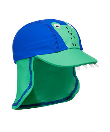 Mothercare Crocodile Sun Protection Keppi Hat