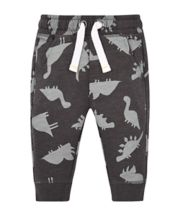 Grey Dino Joggers