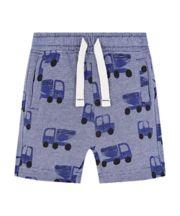 Striped Car Shorts