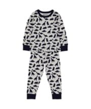Mothercare Grey Dinosaur Pyjamas