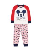 Mothercare Disney Mickey Mouse Pyjamas