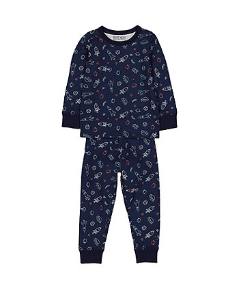 Mothercare Rocket Pyjamas
