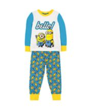 Mothercare Minion Pyjamas