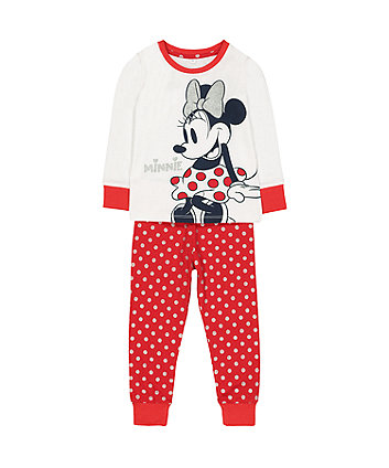 Mothercare Disney Minnie Mouse Pyjamas