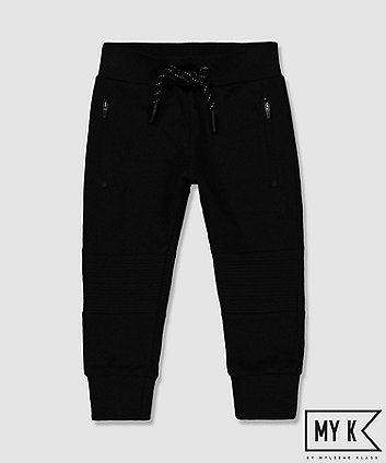 Mothercare My K Black Jersey Joggers