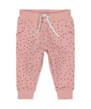 Mothercare Pink Spot Joggers