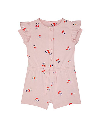 Mothercare Cherry Playsuit