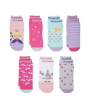 Mothercare Days Of The Week Socks - 7 Pack