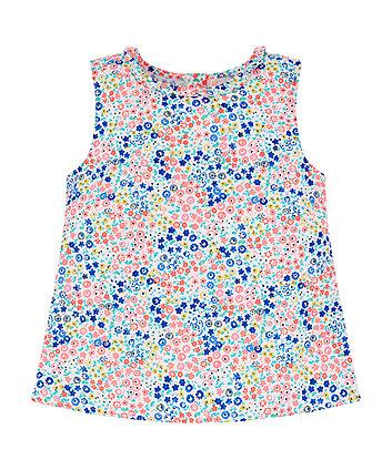 Multicolour Floral Blouse