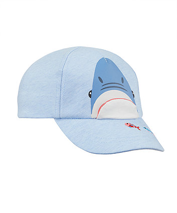 Shark Novelty Cap
