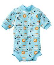 Mothercare Splash About Happy Nappy Wetsuit - Noahs Ark