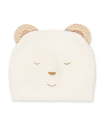 Mothercare My First Crochet Bear Hat