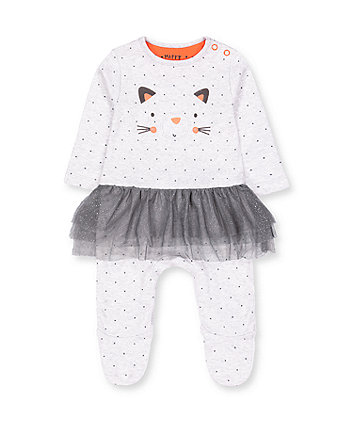 Mothercare Cat Tutu All In One