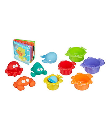 Mothercare Sea Friends Bath Set