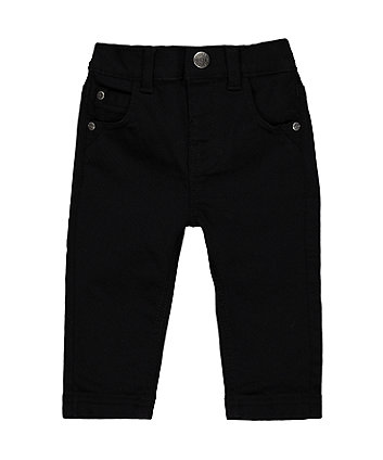 Mothercare Black Trousers