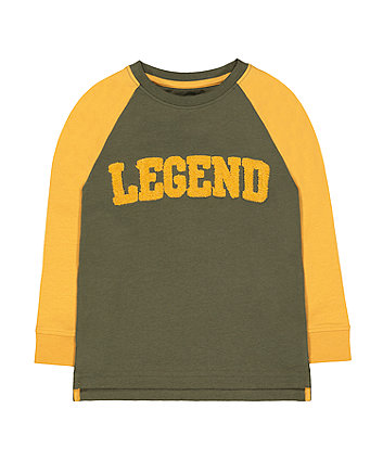 Mothercare Legend Longsleeves T-Shirt