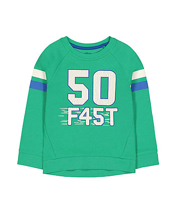 Mothercare 50 Fast Sweat Top