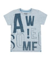 Mothercare Awesome T-Shirt