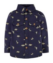 Mothercare Navy Dinosaur Shirt
