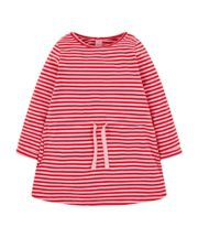 Mothercare Pink And Red Stripe Dress