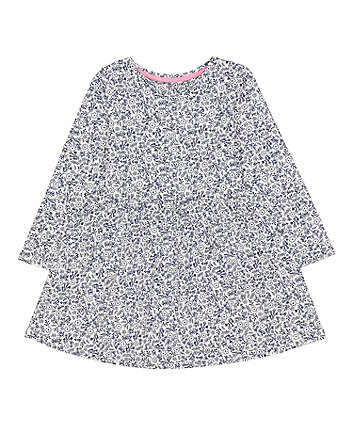 Mothercare Ditsy Dress