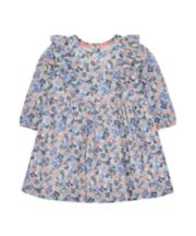 Mothercare Ditsy Floral Frill Dress