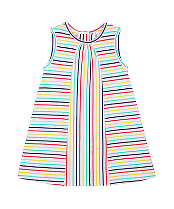 Mothercare Multicolour Stripe Dress
