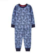 Mothercare Blue Football Pyjamas