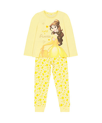 Mothercare Disney Belle Princess Pyjamas