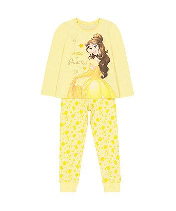 Mothercare Disney Belle Princess Pyjamas
