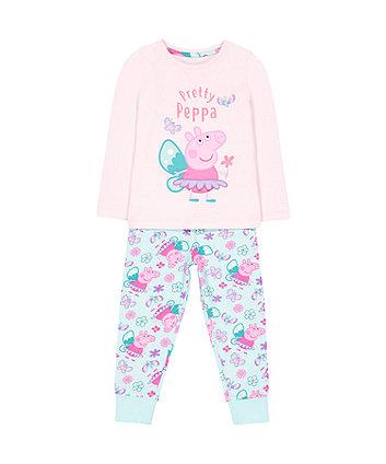 Mothercare Peppa Pig Pyjamas