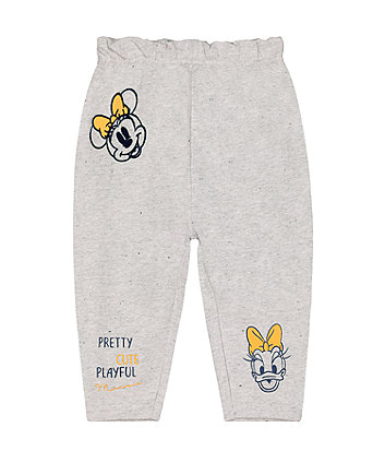 Mothercare Disney Minnie Mouse Friends Grey Joggers
