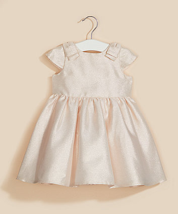 Mothercare Shimmer Pink Prom Dress