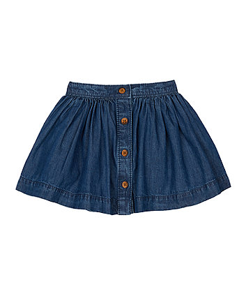 Mothercare Denim Skirt