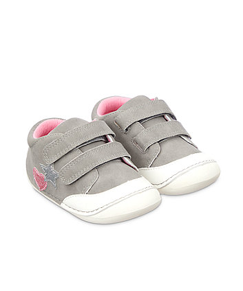 Mothercare Sparkle Crawler - Grey