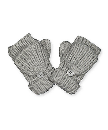 Mothercare Grey Converter Mitts