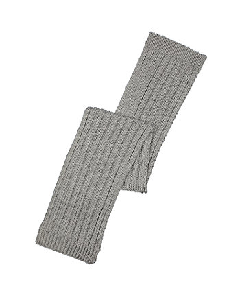 Mothercare Grey Colourblock Scarf