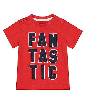 Mothercare Fantastic T-Shirt