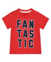 Mothercare Fantastic T-Shirt