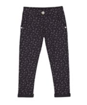 Mothercare Charcoal Star Jeggings